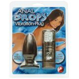 Анальная пробка - Anal Drops Vibration-Plug (19299-37)
