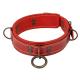 Ошейник LOVECRAFT размер M красный (24130-29)
