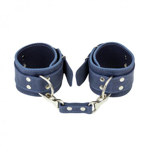 Поножи LOVECRAFT голубые (24141-29)