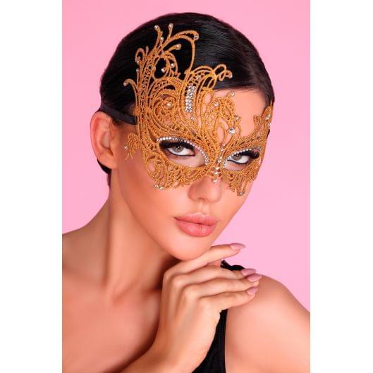 Маска золотая - Livia Corsetti Fashion, One size (27761-37)