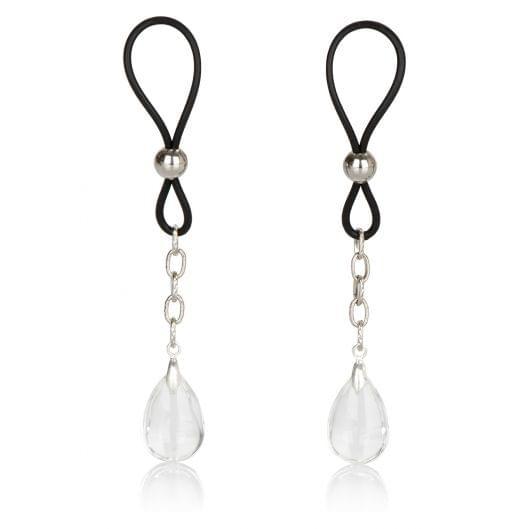 California Exotic Novelties Nipple Jewel Crystal Teardrop украшение для груди (11562-17)