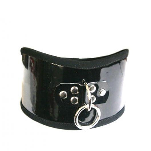Широкий ошейник с кольцом (2472-17)