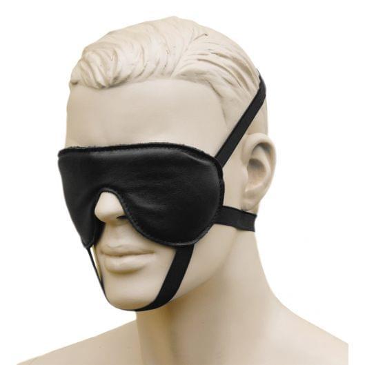 Маска - XXdreamSToys Leder-Augenmaske (24364-37)