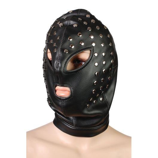 Пикантные Штучки - шлем с заклепками (12395-17)