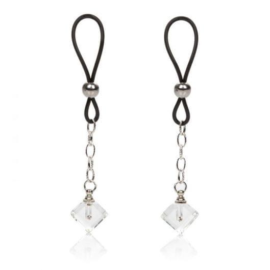 California Exotic Novelties Nipple Jewelry Crystal Gem украшение для груди (11226-17)