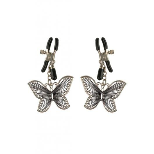 Зажимы для сосков Fetish Fantasy Butterfly Nipple Clamps (1786-17)