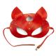 Маска кошки LOVECRAFT красная (24118-29)