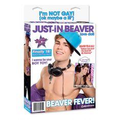 Надувная кукла Just-In Beaver Love Doll