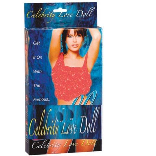 Надувная кукла Elle (2137-17)