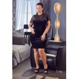 Платье - Velvet Dress black - black (27352-37)