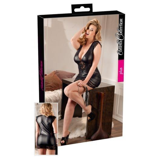 Платье - 2715147 Wetlook Dress, 4XL (21253-37)