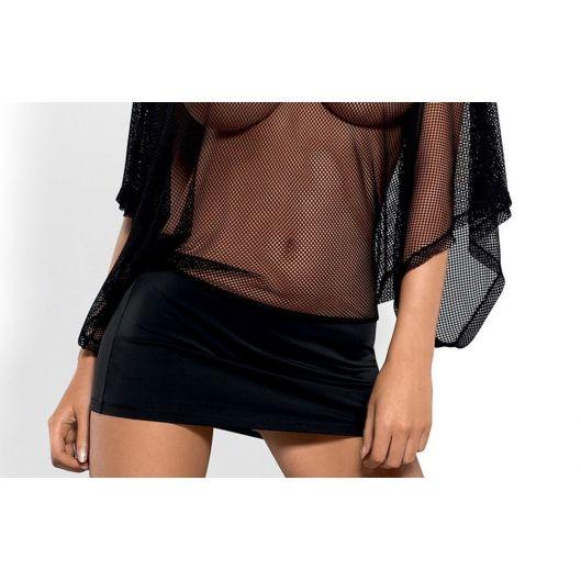 Сексуальный комплект Obsessive Punker dress (274-17)