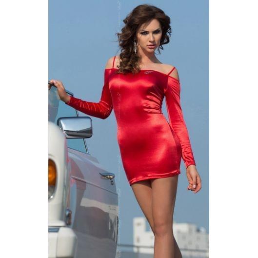Платье - Tyler, красное (20467-37)