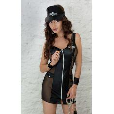 Ролевой костюм - Polly, черный