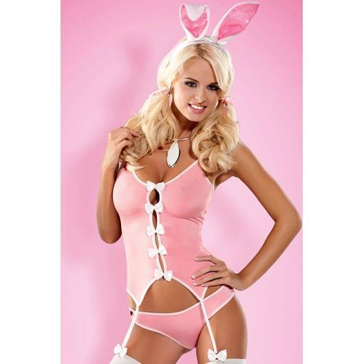 Сексуальный костюм Obsessive Bunny suit  (344-17)