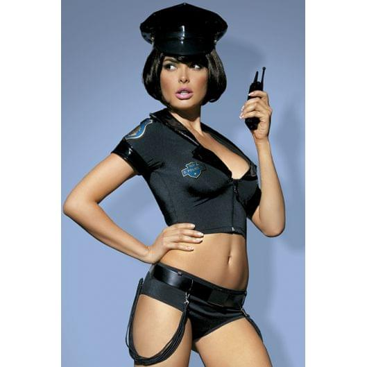 Эротический костюм Obsessive Police set  (346-17)