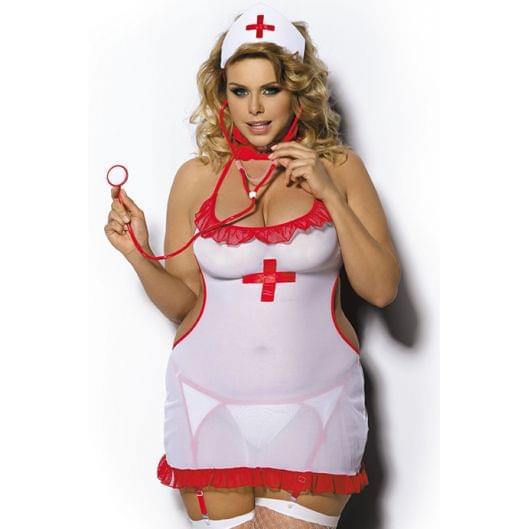 Эротический костюм медсестры ANS Shane (12459-17)