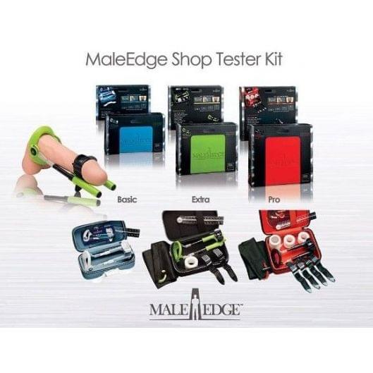 Retail Kit Male Edge (Pro + Extra + Basic + Demo Kit) (16394-29)