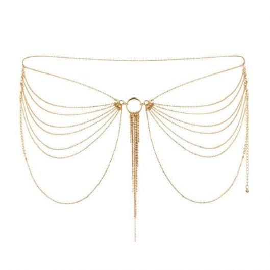 Украшение Bijoux Indiscrets MAGNIFIQUE Waist Chain - Gold (16001-29)