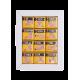 Шокопак подарочный набор шоколада Камасутра, 12 плиток (16662-17)