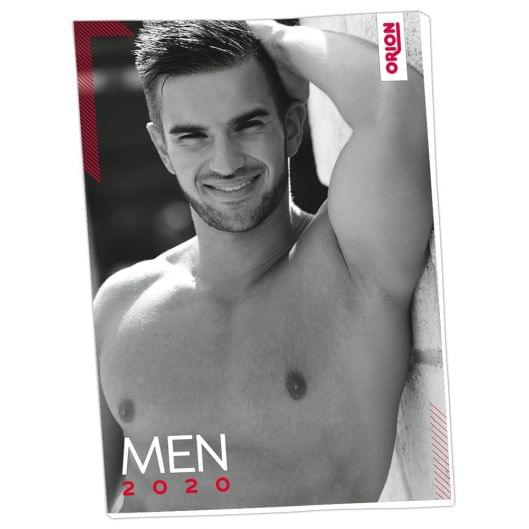 Календарь - Pin-up Calendar Men 2020 (27038-37)
