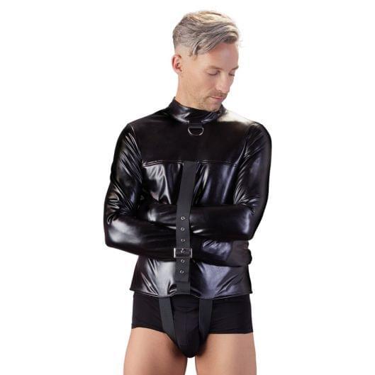 Жакет - 2492709 Imit.Leather Straitjacket (25680-37)