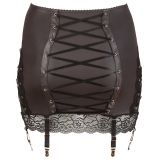 Юбка с подтяжками для чулков - 2770512 Skirt with Suspenders (25211-37)