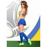 Ролевой костюм - Ola, желто-синий (20471-37)