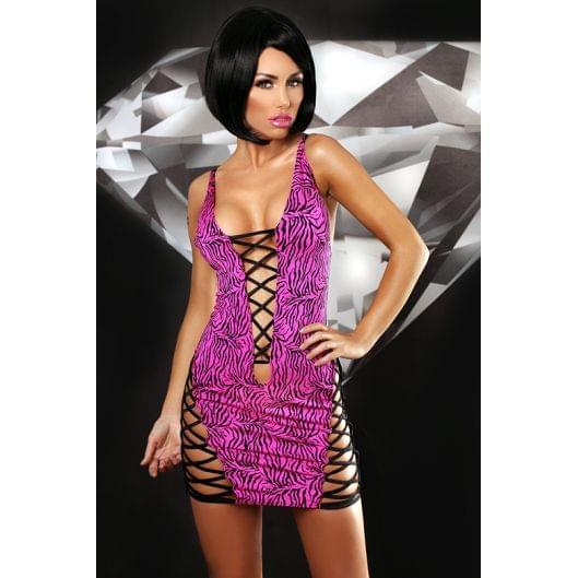 Платье Zebra Dress (11303-17)