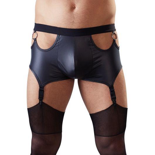 Мужские шорты с подтяжками колгот 2132389 Men's Pants (24937-37)