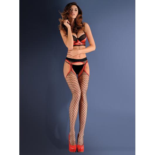 Колготки - Strip Panty 153, black (27899-37)