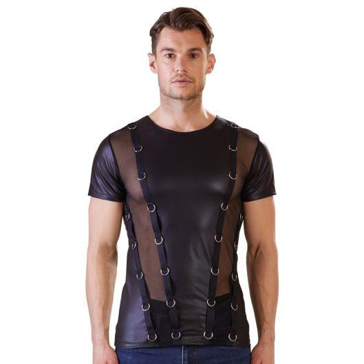 Мужская футболка - 2161125 Men's Shirt (24969-37)