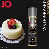 Смазка на водной основе System JO GELATO White Chocolate Raspberry (120 мл) без сахара и парабенов (29813-29)