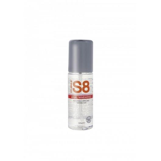 Stimul8 Warming water based Anal Lube лубрикант, 125 мл. (11257-17)