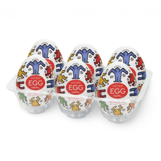Набор Tenga Keith Haring EGG Dance (14835-29)