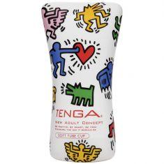 Мастурбатор Tenga - Keith Haring Soft Tube Cup