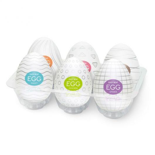Набор Tenga Egg Variety Pack (13008-29)