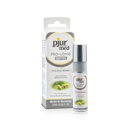 Pjur Med Pro-Long Spray - спрей для продления полового акта, 20 мл (12561-17)