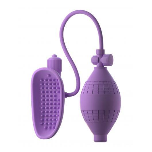Вибропомпа для клитора Sensual Pump-Her (11507-17)