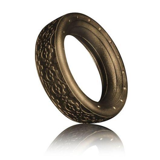 Эрекционное кольцо Rocks Off Dr Roccos Coxs Cog (15800-29)