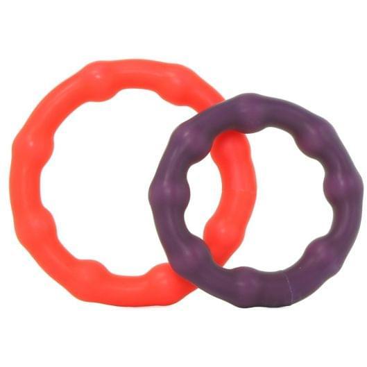 Эрекционные кольца Climax Rings Cock Ring Duo (10775-17)