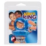 Эрекционное кольцо - Vibro Ring Silikon (19239-37)