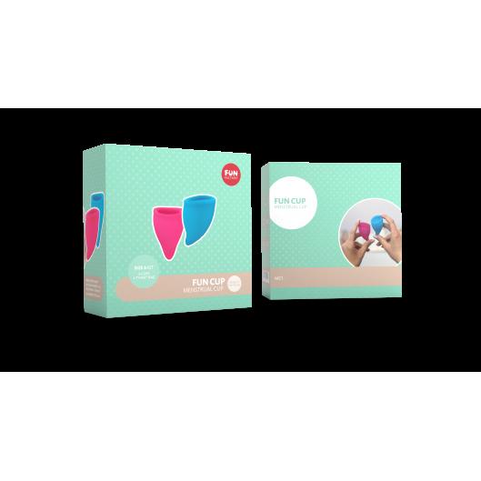 Менструальная чаша Fun Cup размер А от Fun Factory (12794-33)