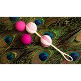 Шарики для тренировки интимных мышц Geisha Balls 2 - Gvibe  (8834-17)