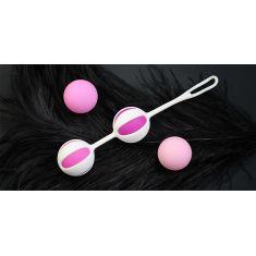 Шарики для тренировки интимных мышц Geisha Balls 2 - Gvibe