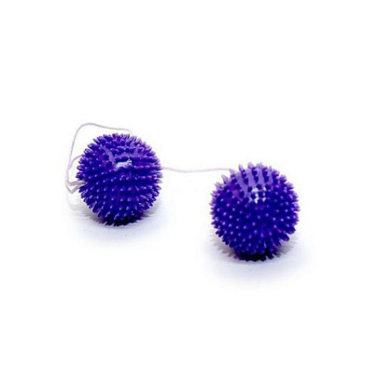 Вагинальные шарики Girly Giggle, 3 см (7956-17)