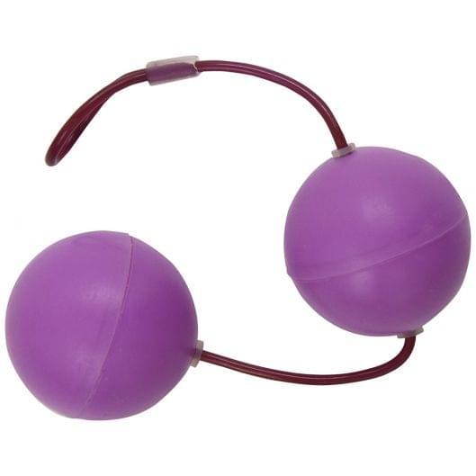 Вагинальные шарики Frisky Super Sized Silicone Benwa Kegel Balls, 4,5 см диаметр (9247-17)