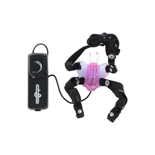 Вибратор Butterfly Stimulator, 5х2 см (2983-17)