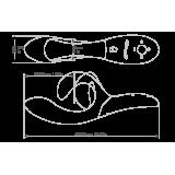 We-Vibe Nova - универсальный вибратор-кролик, 8х3,5 см (11833-17)