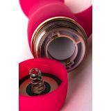 Стимулятор точки G Toyfa A-Toys, силикон, розовый, 15 см (23183-37)
